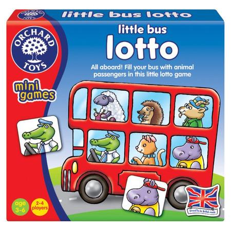 Joc de lotto - Micul autobuz, Orchard Toys*