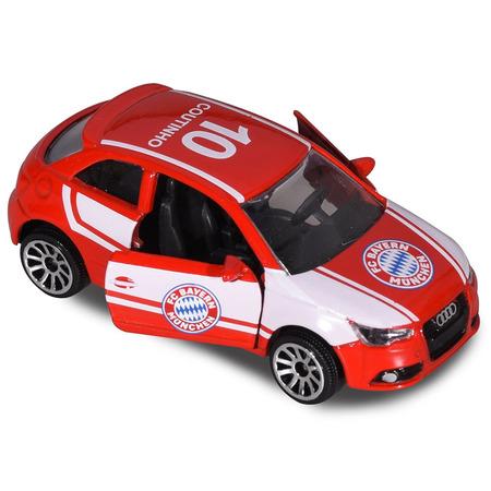 Masinuta Majorette FC Bayern Munchen Audi A1 Coutinho 10*