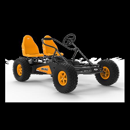 Kart dublu copii si parinti, Berg Duo Coaster BFR