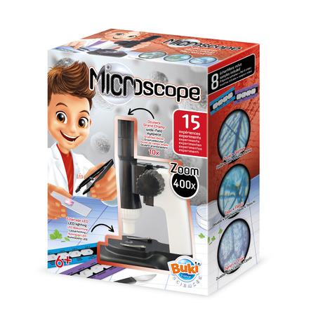 Microscop - 15 experimente new, Buki France*