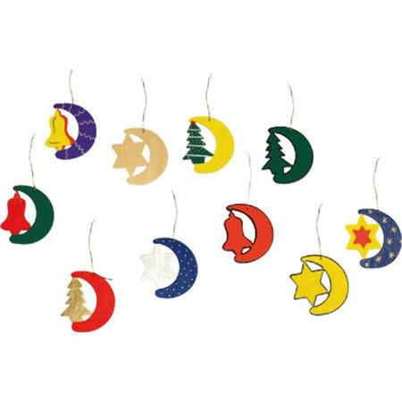 Pandantive Craciun pentru decorat 12 - Beleduc*