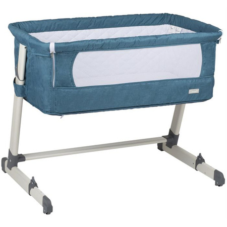 Patut co-sleeper 2 in 1 together turquoise blue, Babygo*
