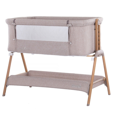 Patut Co-Sleeper Chipolino Sweet Dreams mocca wood*