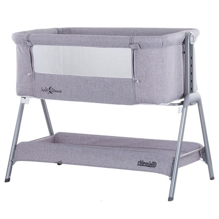 Patut Co-Sleeper Chipolino Sweet Dreams grey*