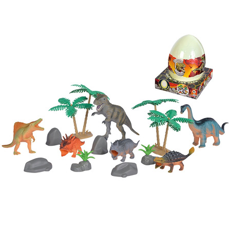 Set figurine Simba Dinosaurs in Huge Dino Egg*