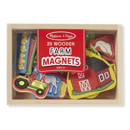 Ferma cu magneti - Melissa and Doug*