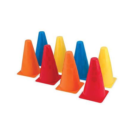 Set 8 conuri din plastic*
