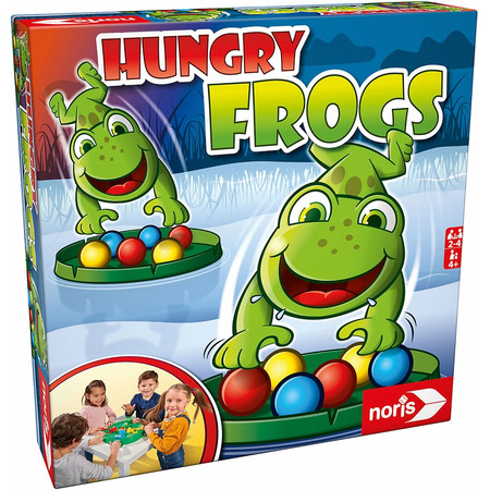 Joc Noris Hungry Frogs*