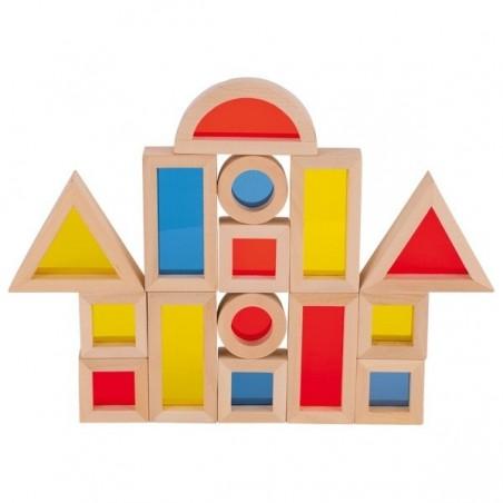 Set cuburi de construit cu ferestre