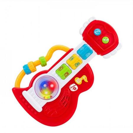 Chitara muzicala Globo Instrument de jucarie cu sunete si lumini*