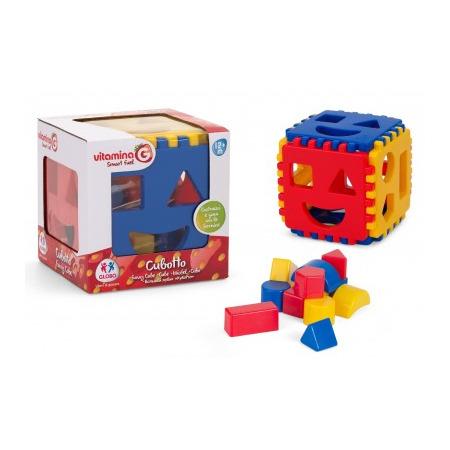 Jucarie cub cu sortator forme, Globo*