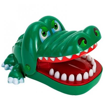 Joc pentru familie Crocodilul la Dentist GLOBO *