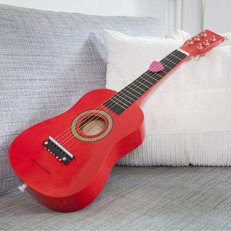 Chitara rosie, New Classic Toys*