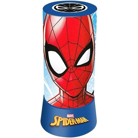 Proiector camera si lampa de veghe Spiderman Marvel SunCity EWA15803MV*