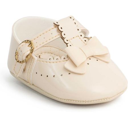 Balerini bebe bej cu catarama si fundita Pimpolho PP16017*