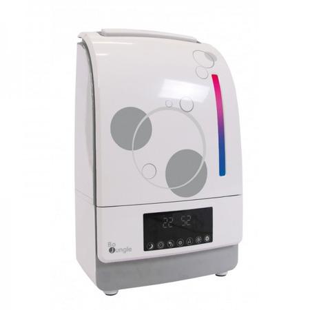 Umidificator Bo Jungle cu ionizare si difuzor arome cu functie purificare aer 6 litri si lumina veghe cu telecomanda*