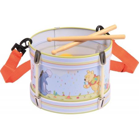 Toba Winnie the Pooh din metal pentru copii 17 cm Lena cu bete lemn*