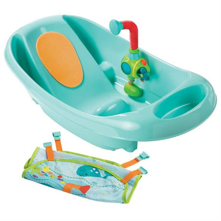 Cadita cu suport integrat my fun tub, Summer Infant*