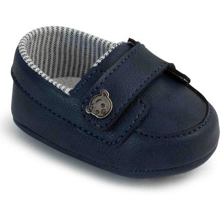 Mocasini bebe Pimpolho PP16067, albastru inchis*