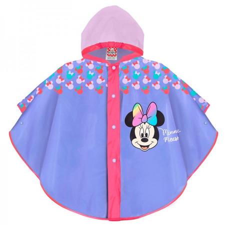 Pelerina de ploaie Minnie pentru copii Perletti*