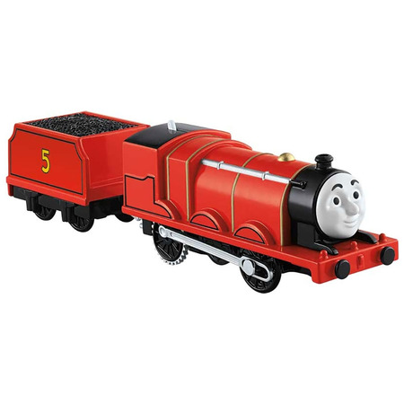 Tren Fisher Price by Mattel Thomas and Friends Trackmaster James*