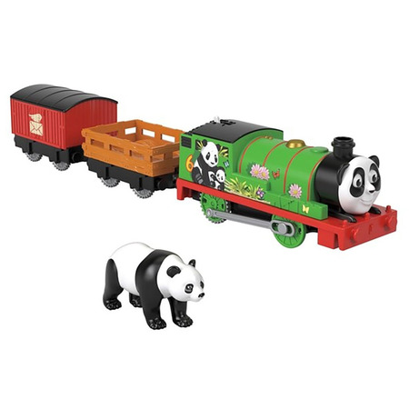 Tren Fisher Price by Mattel Thomas and Friends Panda Percy*