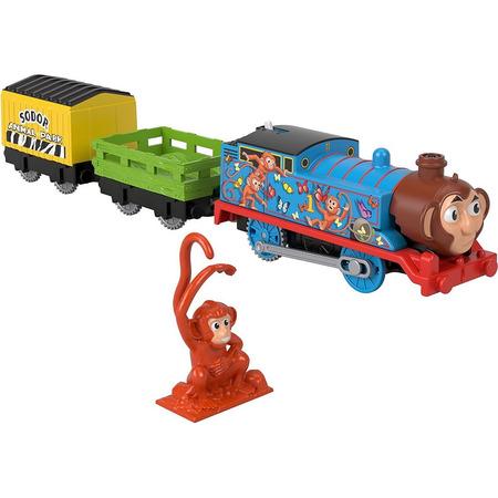 Tren Fisher Price by Mattel Thomas and Friends Monkey Thomas*