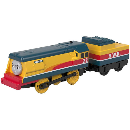 Tren Fisher Price by Mattel Thomas and Friends Trackmaster Rebecca*