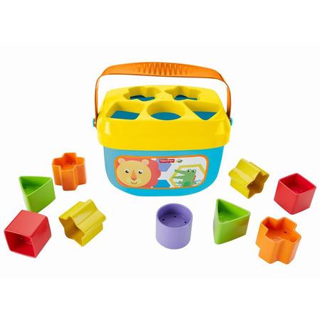Jucarie cu sortator Fisher Price by Mattel Infant Primele cuburi*