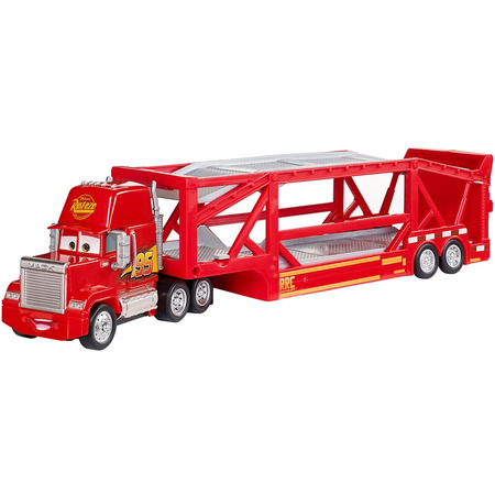 Camion Disney Cars by Mattel Mack cu trailer*