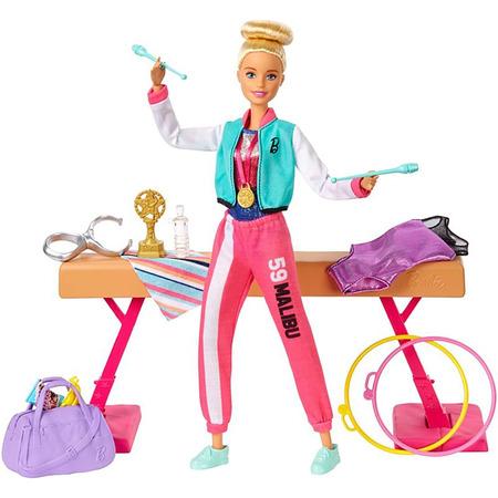 Set Barbie by Mattel Careers Gimnasta*