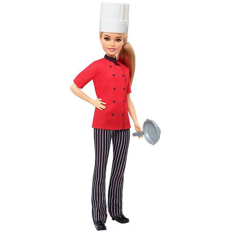 Papusa Barbie by Mattel Careers Bucatareasa*
