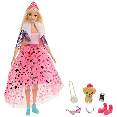 Papusa Barbie by Mattel Modern Princess Theme cu accesorii*