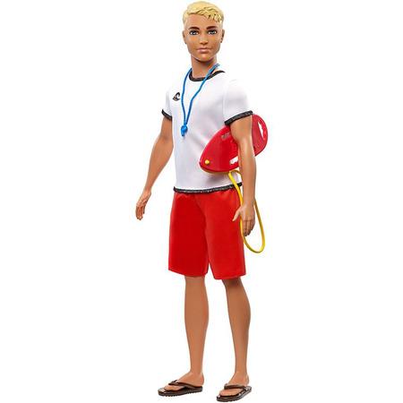 Papusa Barbie by Mattel Careers Ken Salvamar*
