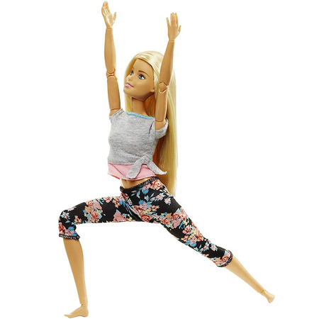 Papusa Barbie by Mattel I can be Made To Move FTG81*