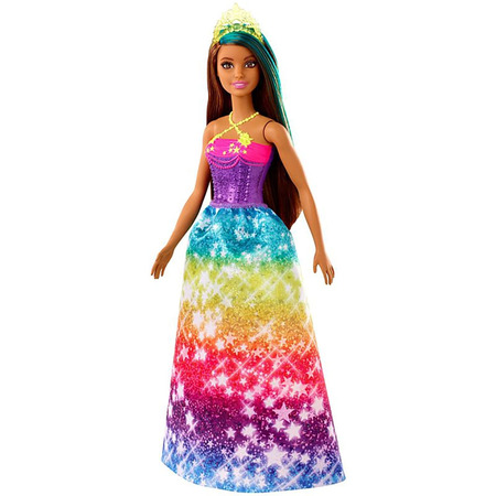 Papusa Barbie by Mattel Dreamtopia printesa GJK14*