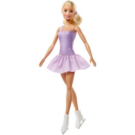 Papusa Barbie by Mattel Careers Patinatoare*