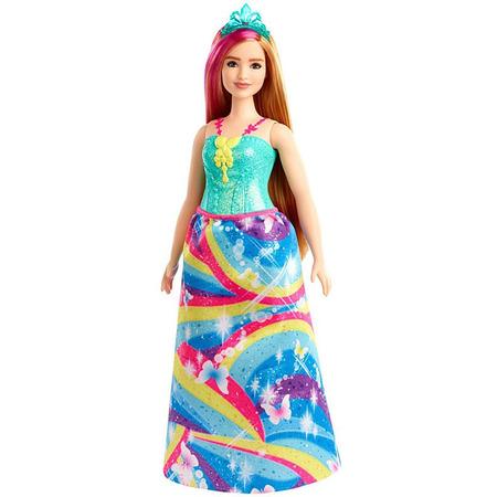 Papusa Barbie by Mattel Dreamtopia printesa GJK16*