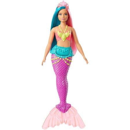 Papusa Barbie by Mattel Dreamtopia Sirena GJK11*