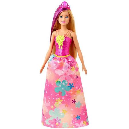 Papusa Barbie by Mattel Dreamtopia printesa GJK13*