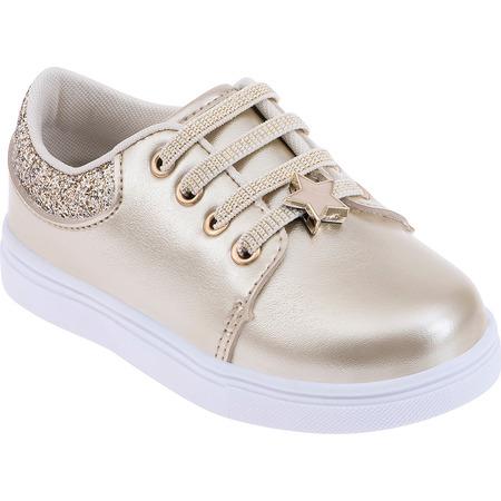 Pantofi fetite cu steluta Pimpolho PP33485, auriu*