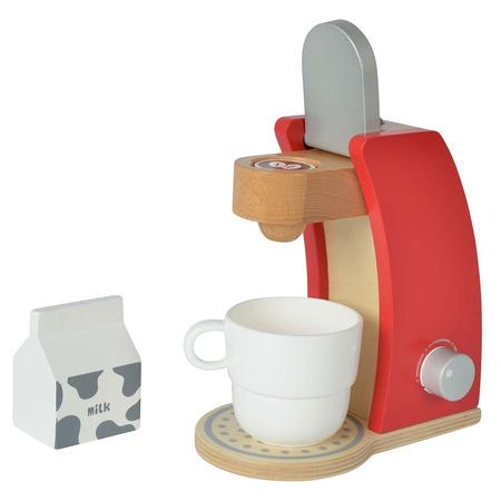 Jucarie din lemn Eichhorn Coffee Machine*