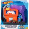 Pista de masini Hot Wheels by Mattel City Downtown Speedy Fuel Stop cu masinuta*