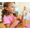 Set Barbie by Mattel Wellness and Fitness papusa cu figurina si accesorii GJG55*