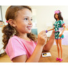 Set Barbie by Mattel Wellness and Fitness papusa cu figurina si accesorii GJG58*