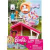 Set Barbie by Mattel Estate Casuta catei cu accesorii FXG34*