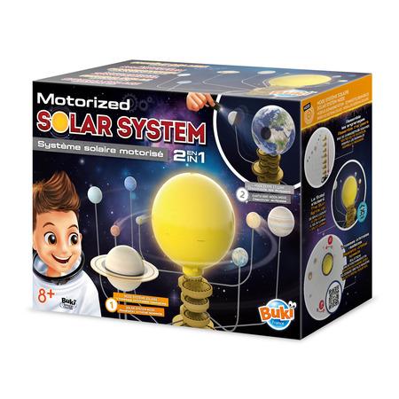 Sistemul solar mobil, Buki France*