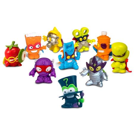 Set Magicbox Toys 10 figurine Super Zings Seria 1*