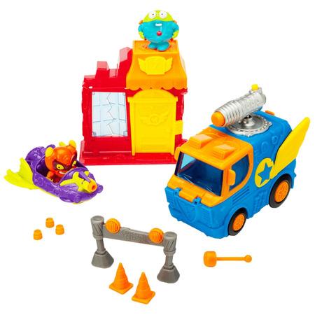 Set Magicbox Toys Super Zings Misiunea 1: Gogoasa vs Croissant*