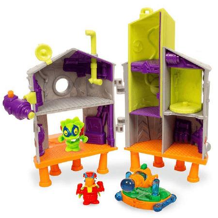 Set Magicbox Toys Super Zings Laboratorul secret*